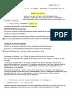 la educacion en la argentina Lección 2