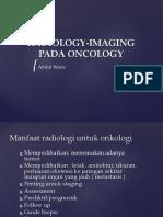 Kuliah Radiologi Blok Neoplasma
