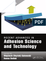 Recent Advances In Adhesive Science And Technology- Wojciech Gutowski.pdf
