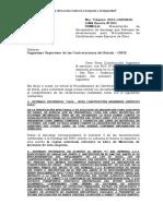 Carta Presentacion Documentos