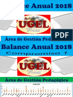 Informe AGP 2018