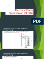 3Electrical Power Transmission (EE-352)