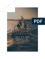 How Jesus Healed the Sick Revised 1.8.19