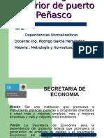 dependencias Normalizadoras 2018.ppt
