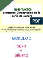 Capacitacion en Genero Modulo I (1)