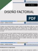 Unidad 3.Diseño Factorial