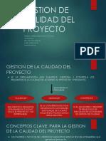 Gestion de Calidad Del Proyecto.pptx