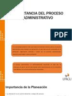 Importancia Del Proceso Administrativo.