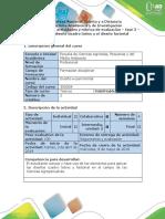 Guía de Actividades y Rúbrica de Evaluación - Fase 3 - Aplicar El Diseño Cuadro Latino y El Diseño Factorial