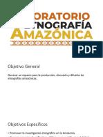 Laboratorio de Etnografía Amazónica