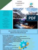 Brochure Servicios Industriales Rubio(SERVIR)(1)