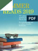 Summer Reads 2019