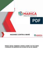 IGOR SARDINHA _ Maricá Na Contramão Do Crescente Desemprego