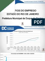 Caxias - Desafios Do Emprego No RJ - ALERJ