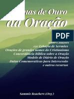 Páginas de Ouro da Oração - Antologia de citações e recursos sobre a oração cristã