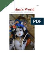 2017 Issue 12 Balarama Purnima