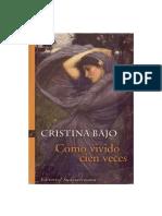 Bajo Cristina - Los Osorio 1 - Como Vivido Cien Veces.pdf