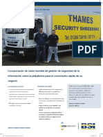 BSI ISO IEC 27001 Case Study Thames Security UK en.en.Es