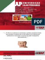 Clase 4 Manejo de Conducta Odontopediatria Uap Especialidad Clase 1 (1) (1)