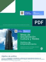 29032019 Cultura y Redes