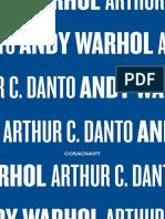 Arthur C. Danto - Andy Warhol.pdf