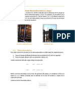Cálculo Minicoalescedores y Soyuz