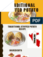 Traditional Stuffed Potato