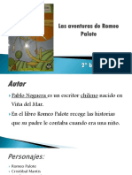 Las Aventuras de Romeo Palote 1