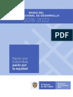 APROBADO PND (2018-2022) Documento Bases_ 2 de Mayo de 2019