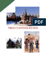Tres Cuentos Rusos
