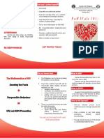 Final HIV Brochure