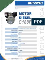Motor C188FD