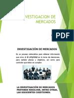 Investigacion de Mercados Estudiantes