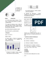 Prueba de Diagnóstico Clei 3