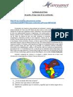 La Historia de la Tierra Guia de Trabajo.docx