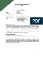 RPS RISET Keuangan Edit Ganjil 2018