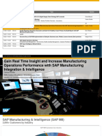 Gain Real Time Insight With SAP Manufacturing Integration & Intelligence.pdf