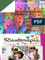 RISO TERAPIA