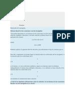 1 Quiz Corregido Algebra Lineal