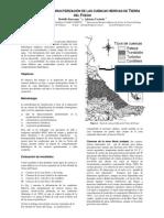 Resumen Clasificación de cuencas Tierra del Fuego