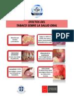 Afiche tabaco