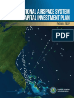 FAA Capital Investment Plan - 2018 -- 2022
