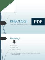 7 rheologi