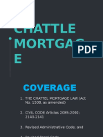 CJ Chattel Mortgage
