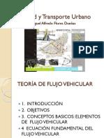 TTU 07 Flujos Vehiculares