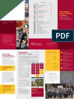 MS in Finance Brochure