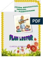 Plan Lector Clarisa