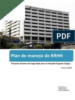 Plan RRHH ejemplo