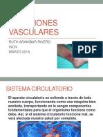 Patologia Del Sistema Cardiovascular
