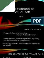 Visual Arts Elements